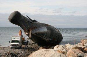 oct 2008 onondaca sub gaspe peninsula