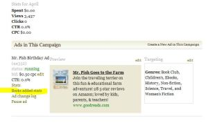 goodreads book added stats