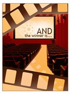 movie awards clipart