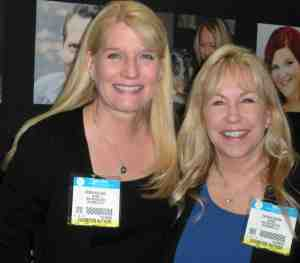 Indie authors Debra Holland and Theresa Ragan