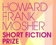 Howard Frank Mosher Short Fiction Prize Logo