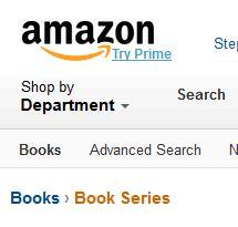 amazon book series