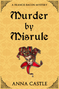 Murder by Misrule eBook Cover Medium