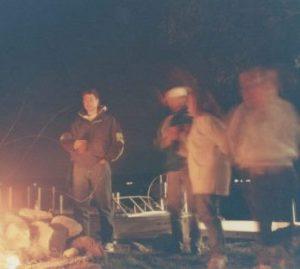 Alton Bay Bonfire