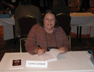 Lynne Cantwell medium shot