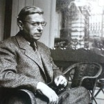"""Hell is the other."" Jean-Paul Sartre"