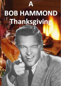 Bob Hammond thanksgiving