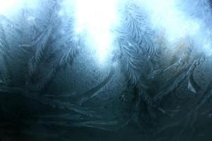 Flash Fiction prompt 022 windshield feather frost COMP