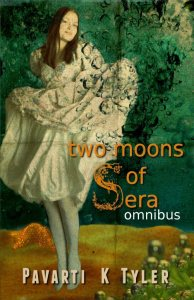 Two Moons of Sera by Pavarti K Tyler