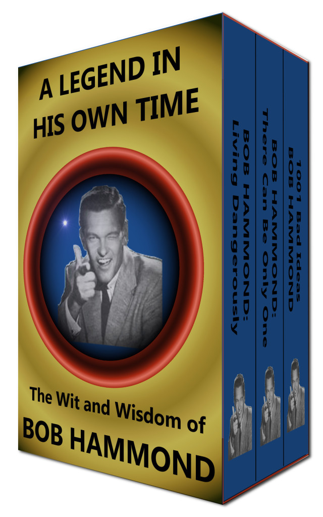 Bob Hammond final ebook box set cover