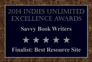 Finalists Plaque Savvy Book Writers