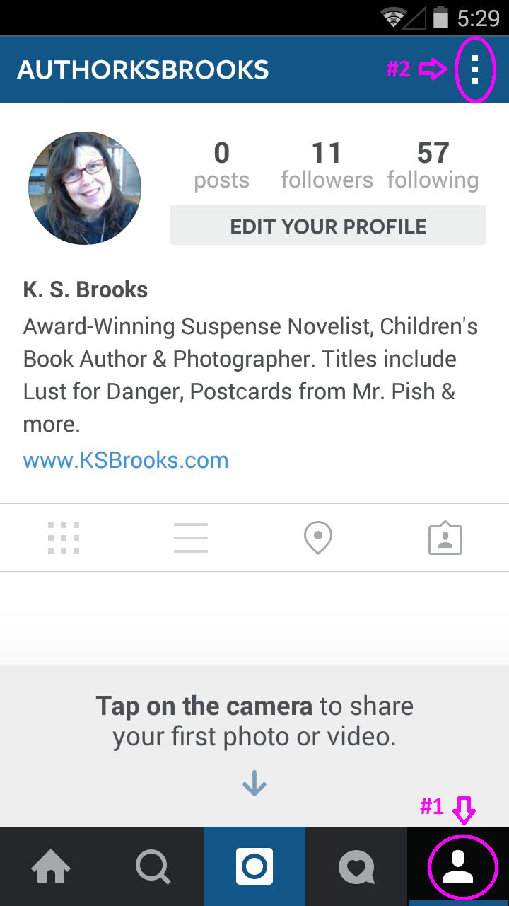 A Beginner's Tips For Setting Up Instagram
