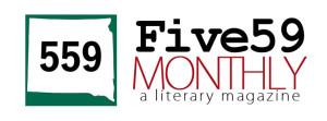 Five59 Monthly Magazine Logo
