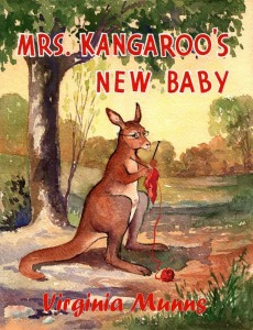 Mrs Kangaroo's New Baby