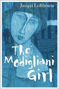 The Modigliana Girl by Jacqui Lofthouse 120x177