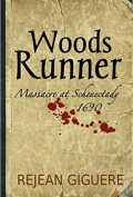 Woods Runner by Rejean Giguere 120x177