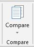 Word Compare button 1