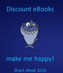 shark week ebook deals