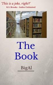 A newbie writes a Book - Fake Cover thumbnail