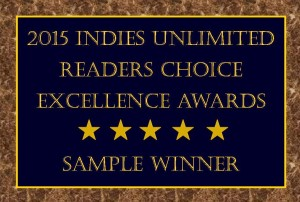 2015 Indies Unlimited Excellence Awards