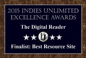 The Digital Reader 2015 IUEA