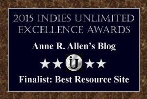 Anne R. Allen 2015 IUEA