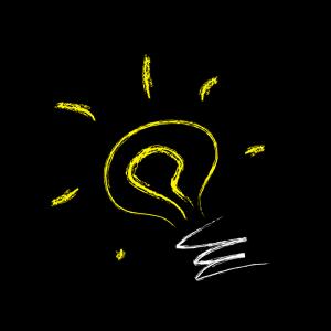 ideas for authors bulb-40701_960_720