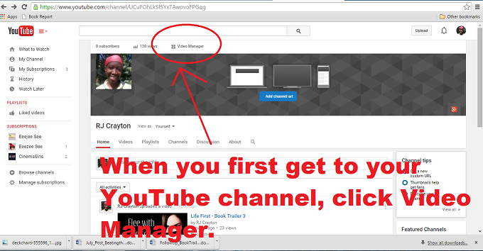 youtube clickable video 1