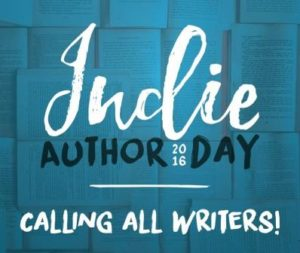 Indie author day calling all writers