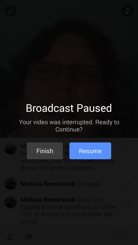 facebook live broadcast paused Screenshot_2016-08-23-10-57-47