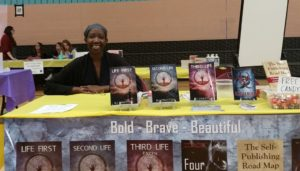 RJ Crayton author bookfairmewithbooks