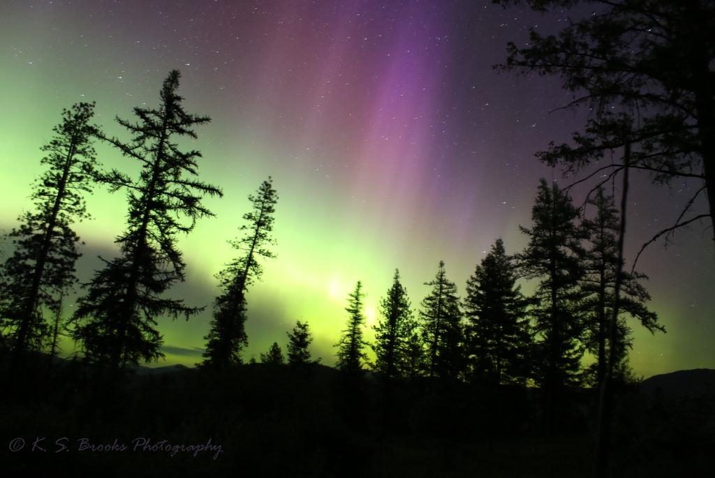 northern lights 05282017 flash fiction writing prompt copyright KS Brooks