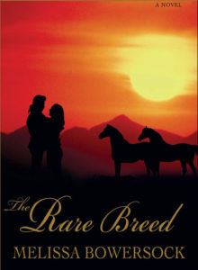 The Rare Breed by Melissa Bowersock