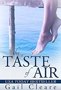 The taste of air by Gail Cleare book cover