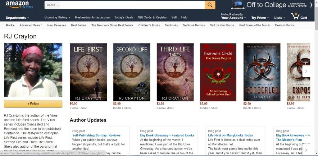 Amazon Author Central AC1_Profile