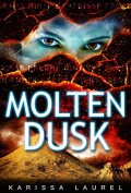 Molten Dusk by Karissa Laurel book cover