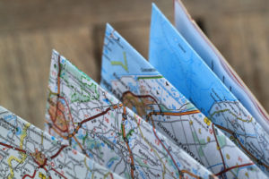 indie author folding-map-360382_960_720