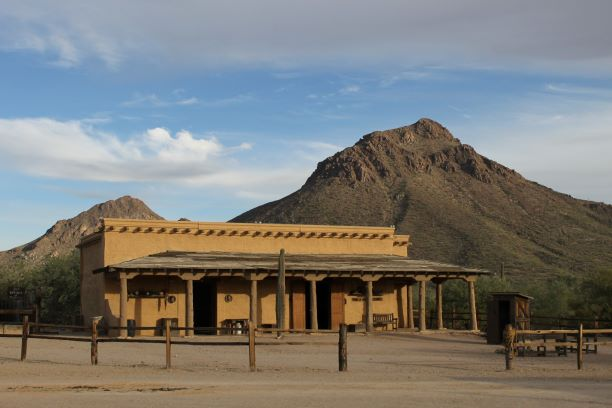 Tucson homestead flash fiction prompt copyright KS Brooks