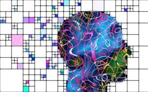an author's busy brain courtesy of pixabay.com